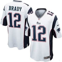 Oferta Camiseta A1 Nfl Patriots Tom Brady Futbol Americano