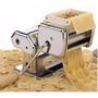 Maquina Fabrica Pastas Acero Fideos Tallarin Cinta Raviolera