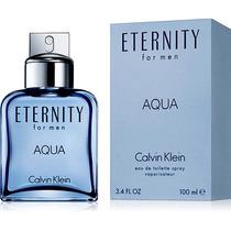 Perfume Eternity Aqua Calvin Klein Masculino Edt 100ml