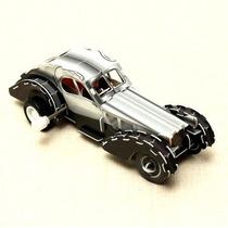 Juguete Armable De Carro Antiguo Con Motor De Cuerda