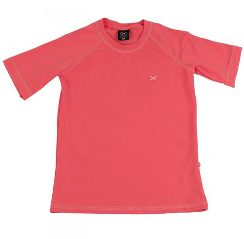 Camiseta Infantil Menina Hering Kids Com Proteção Solar - R  68 7fd4b38e67c