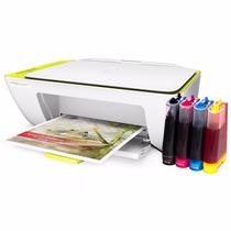 Impresora Hp 2135 Con Sistema De Tinta Continua $1290