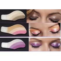 Maquiagem Fácil, Sombra Instantânea Tipo Adesiva