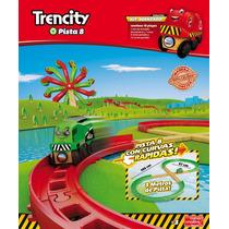 Trencity Kit Avanzado Compatibl Con Thomas Tren De Reciclado