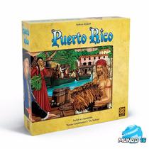 Novo Jogo Puerto Rico Em Português Br Ref.03132 - Grow