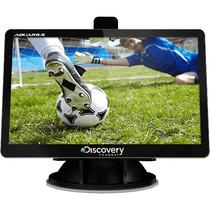 Gps Discovery Tela 5 Tv Atualizado Igo 8 12 X Sem Juros!!