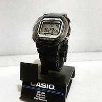 Reloj Casio 3224 Resistente Al Agua - 50 Metros - Alarma