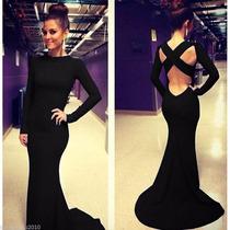 Vestido Gala Talla S