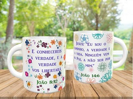 a2850983c Caneca Personalizada Religioso gospel- Presente - R  25