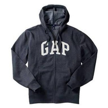 Blusa De Frio Casaco Moleton Gap Feminino C/ Zíper