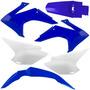 Kit Plásticos Crf 230 Modelo 2015 Serve 2008/2014 Azul
