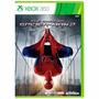 Homem Aranha Amazing Spider Man 2 Xbox 360 Legendado, Brinde
