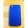 Cascara Iphone 5 Azul Ipod
