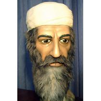 Bin Laden Mascara Latex Halloween Terror