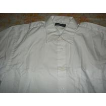 Camisa Angelo Litrico Hombre Manga Corta