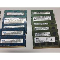 Memória Ddr3 2gb 1333mhz Pc3 10600s Note Com Garantia!