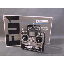 Radio Controle Futaba Digital 6 Canais T6xa Para Aeromodelo