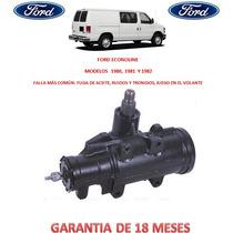 Caja Sinfin Direccion Hidraulica Ford Van Econoline 1981