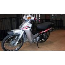 Yamaha Cripton Negra Pl