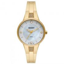Relógio Orient Fgss0056 B1kx Feminino Branco - Refinado