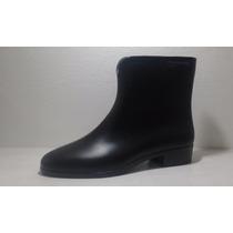 Botas De Lluvia Caña Baja Zapato De Goma