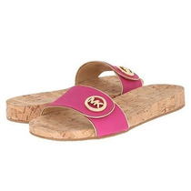 Michael Kors- Sandalia Slide Lee - 100% Original 25.5 Mex