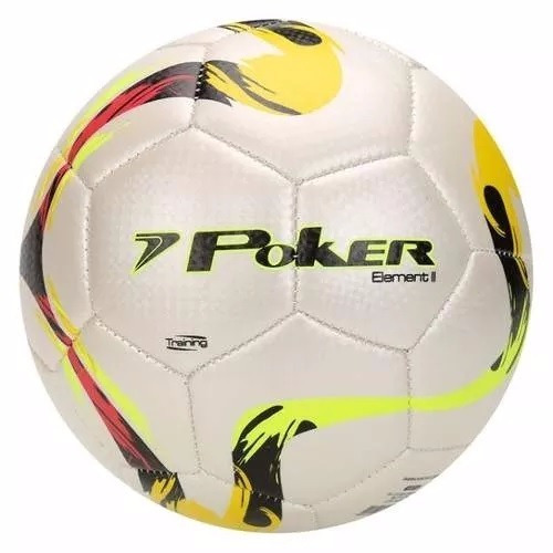 004e01555a Bola Futebol De Campo Poker Element Traning - R  49
