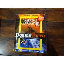 Dossiê Terra - National Geographic - Edição De Colecionador