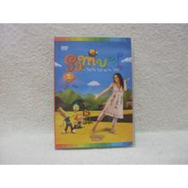 Dvd Crianças Diante Do Trono- Samuel O Menino Que Ouvia Deus
