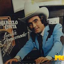 Marcelo Costa 1983 Locutor Apaixonado Lp Goiás De Luto