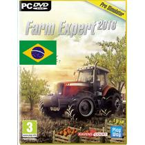 Farm Expert 2016 100% Português Lançamento Simulador Fazenda