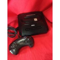 Mega Drive 3 Vídeo Game Antigo Tectoy Não Atari