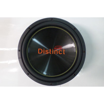 Bajo 15 Pulgadas Distinct Audio Xtreme 1000wts Rms Dw151x