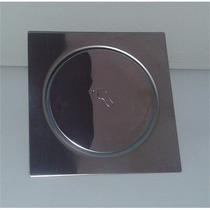 Ralo Tipo Click Piso Inteligente Anti Inseto 10 X 10 Inox .