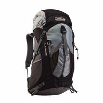 Mochila Backpack Llaima Negra/azul 40 Litros 2000023346/