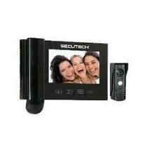 Intercomunicador Vídeo Portero 7 Secutech Vigilancia