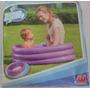 Pileta Infantil De Plástico Inflable + Pelota
