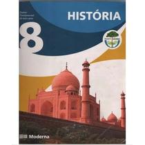 Livro História 8ºano Projeto Araribá-maria Raquel Apolinário