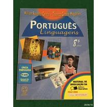 Livro De Português - Linguagens - 8. Série *