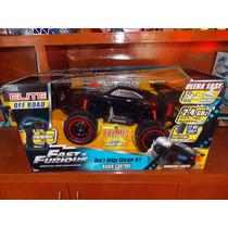 Charger R/t W Radio Control Rapidos Y Furiosos Jada Toys.