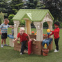 Casa De Juegos De Aventuras Great Outdoors Playhouse Step2