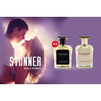 Kit Stunner By Chris Adams - Masc 100 Ml + Feminino 80ml Edp