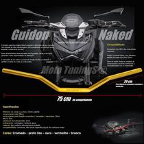 Guidão, Guidon Esportivo Cb500f, Cb300, Twister, Hornet, Cb