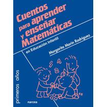 Ebook Cuentos Para Aprender Y Enseñar Matemáticas