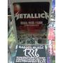Metallica Orgullo Pasion Y Gloria 2 Cd + 2 Dvd