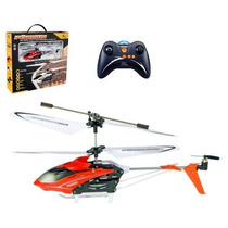 Helicóptero Pegasus Mini C/ Controle Remoto 3 Canais Giro