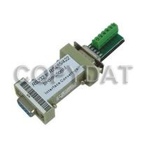 Adaptador Conversor Rs232 A Rs485 Rs422 Domos Ptz Cctv Serie