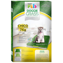 Tapete Toilet Doggie Grass Chico Oferta Star Pet Shop