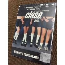 Clase 406 - Primera Temporada Dulce María Irán Castillo Dvdd