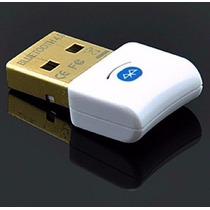 Adaptador Bluetooth 4.0 Usb + Edr Dongle Class2